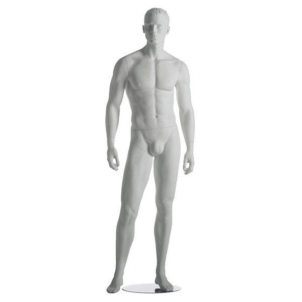 maniqui hombre esculpido realista
