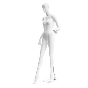 bambola maniqui mujer semiabstracto