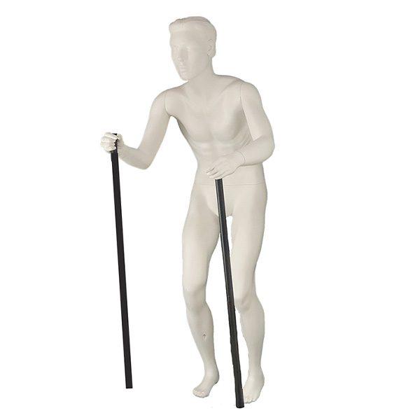 maniqui hombre deportivo esculpido