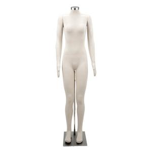 elastic maniqui mujer flexible espuma