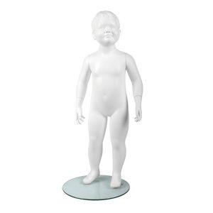 maniqui infantil esculpido