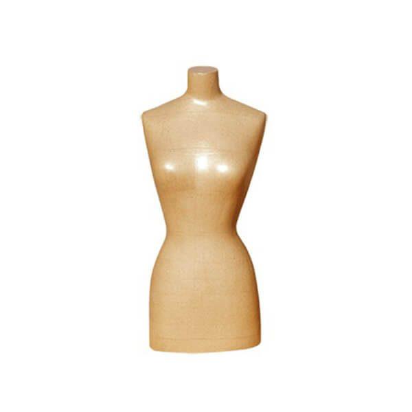 busto torso mujer miniatura