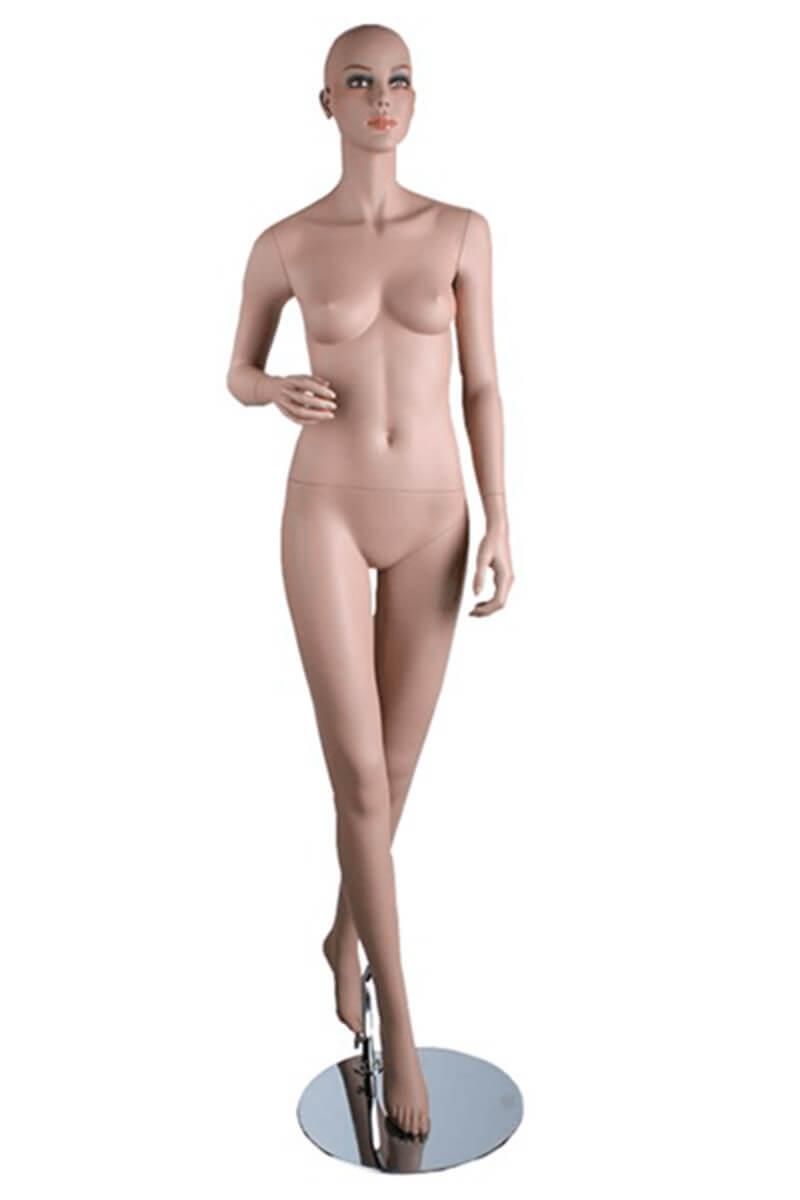 Alanis, maniquí mujer esculpido