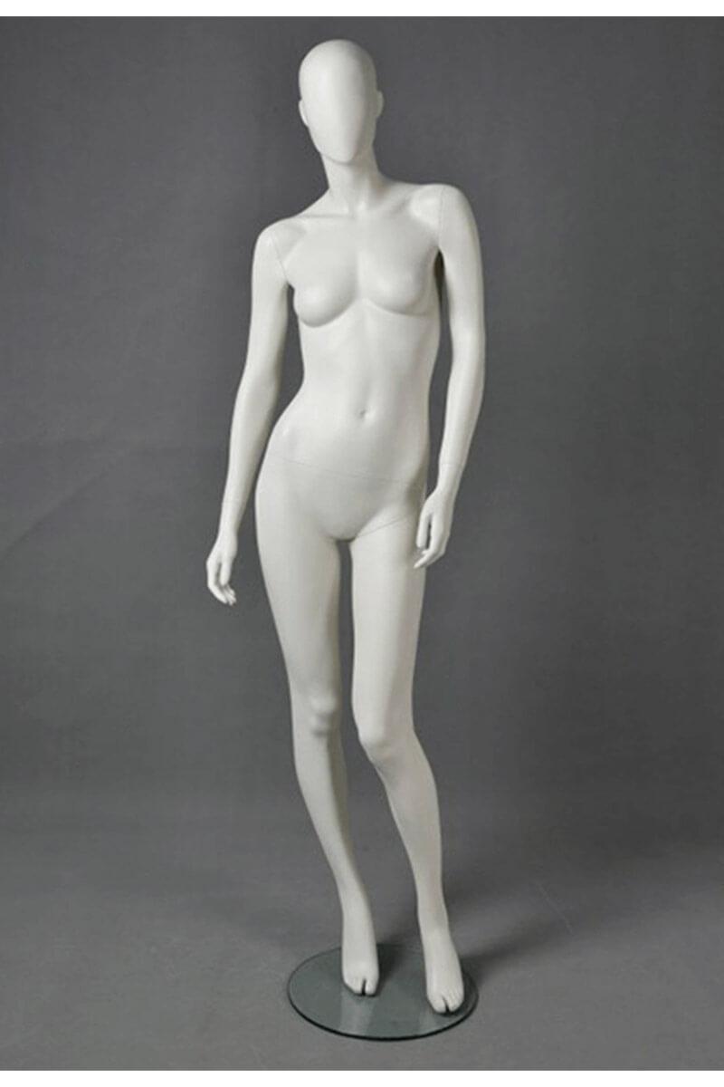 balder maniqui mujer abstracto