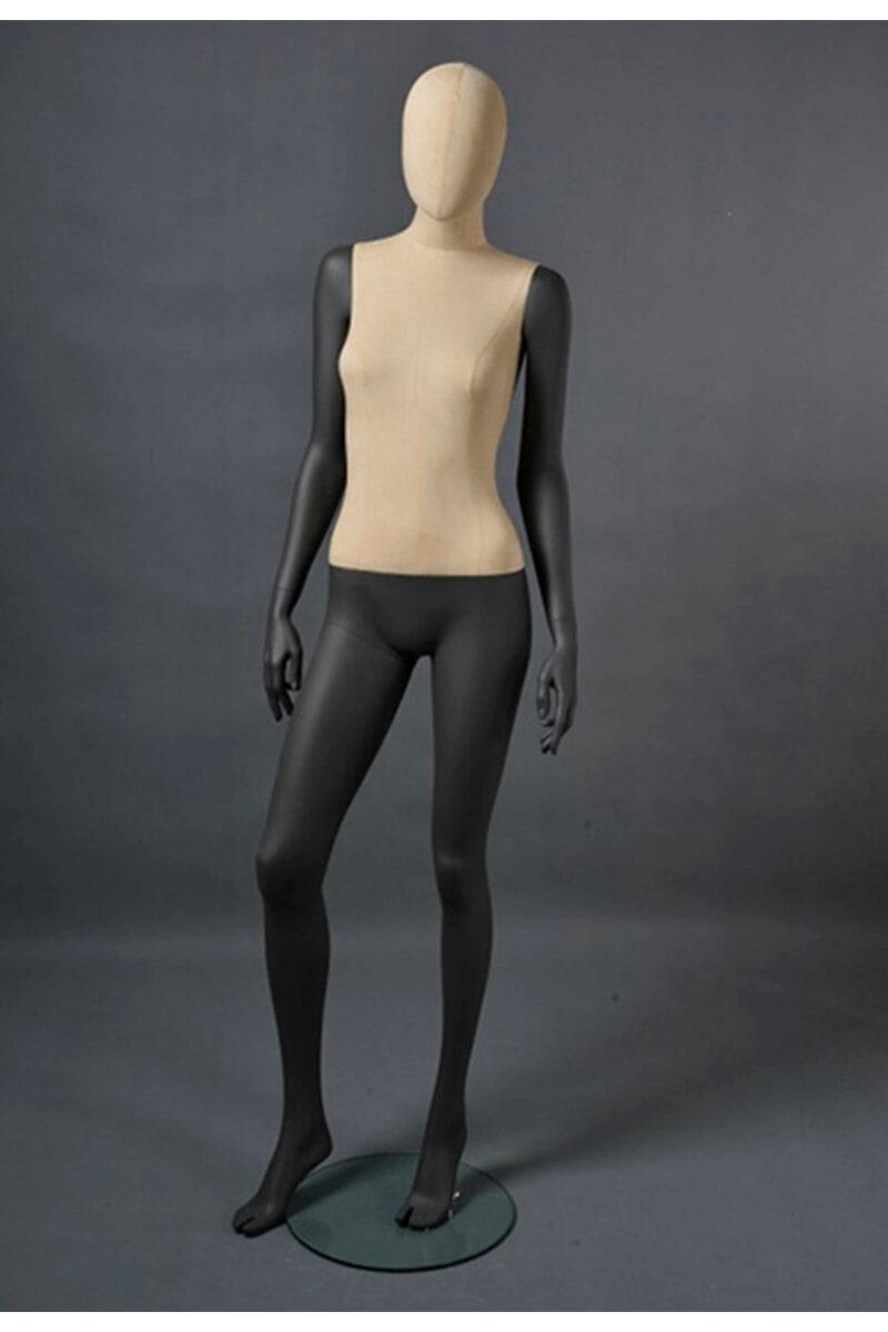 casual revolution maniqui mujer abstracto