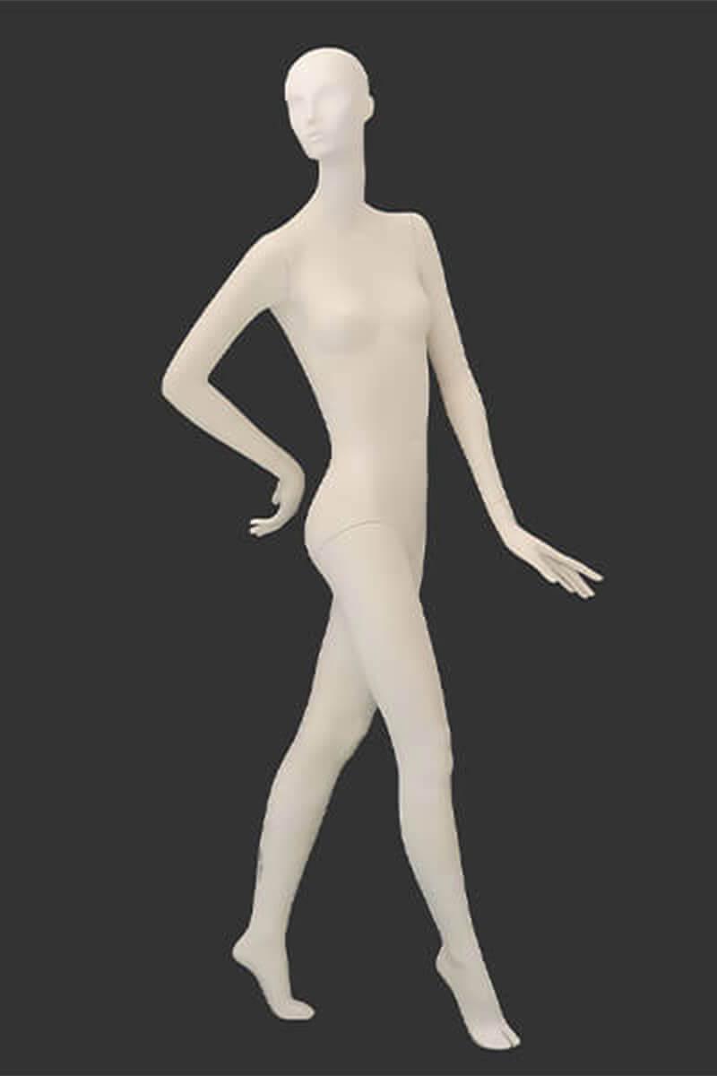 cisne mujer maniqui