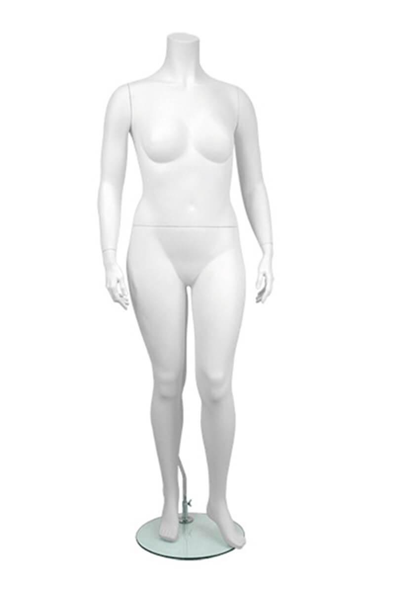 Nancy plus maniqui mujer talla grande