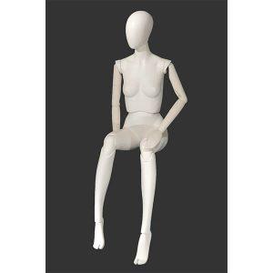 roxy maniqui mujer articulado sentado