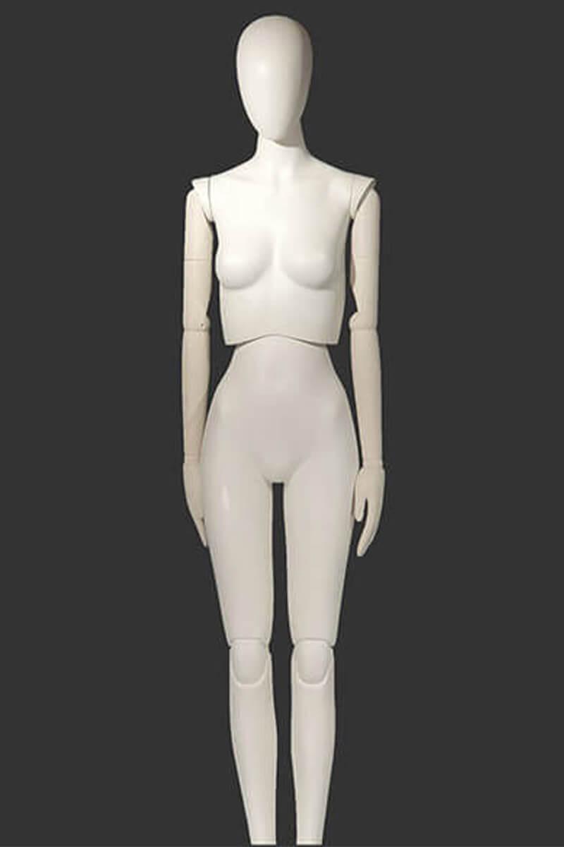 roxy maniqui mujer articulado