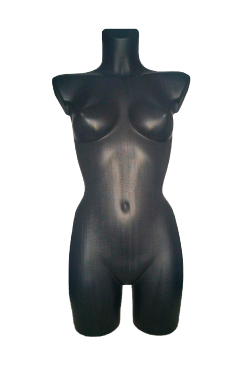 torso mujer pvc