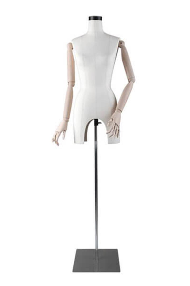 gabanna busto torso maniqui articulado