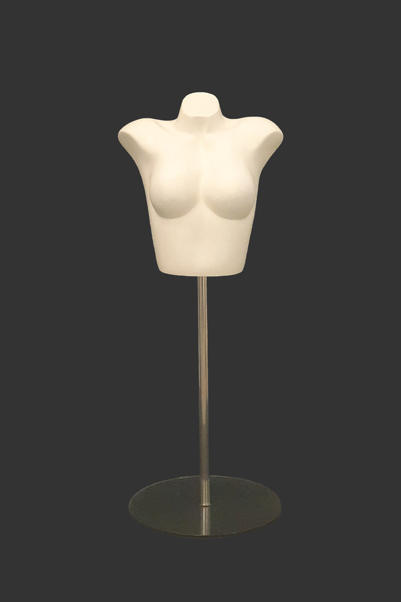 torso mujer lencería