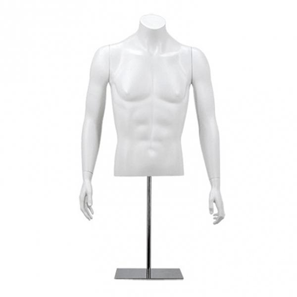 torso hombre sin cabeza