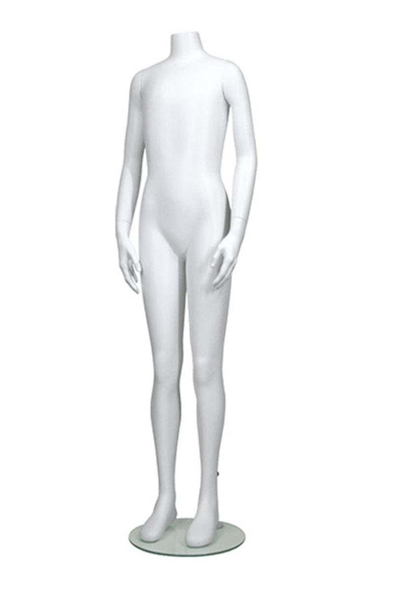 maniqui infantil sin cabeza