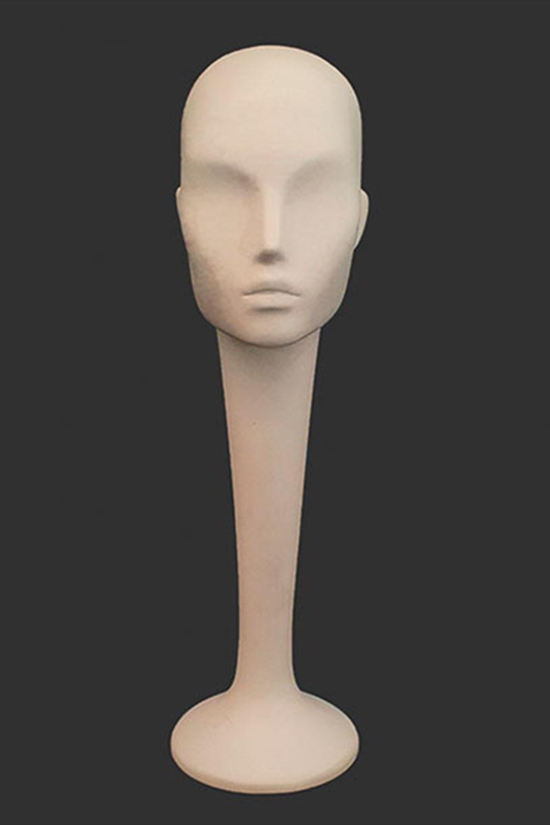 cabeza mujer cisne