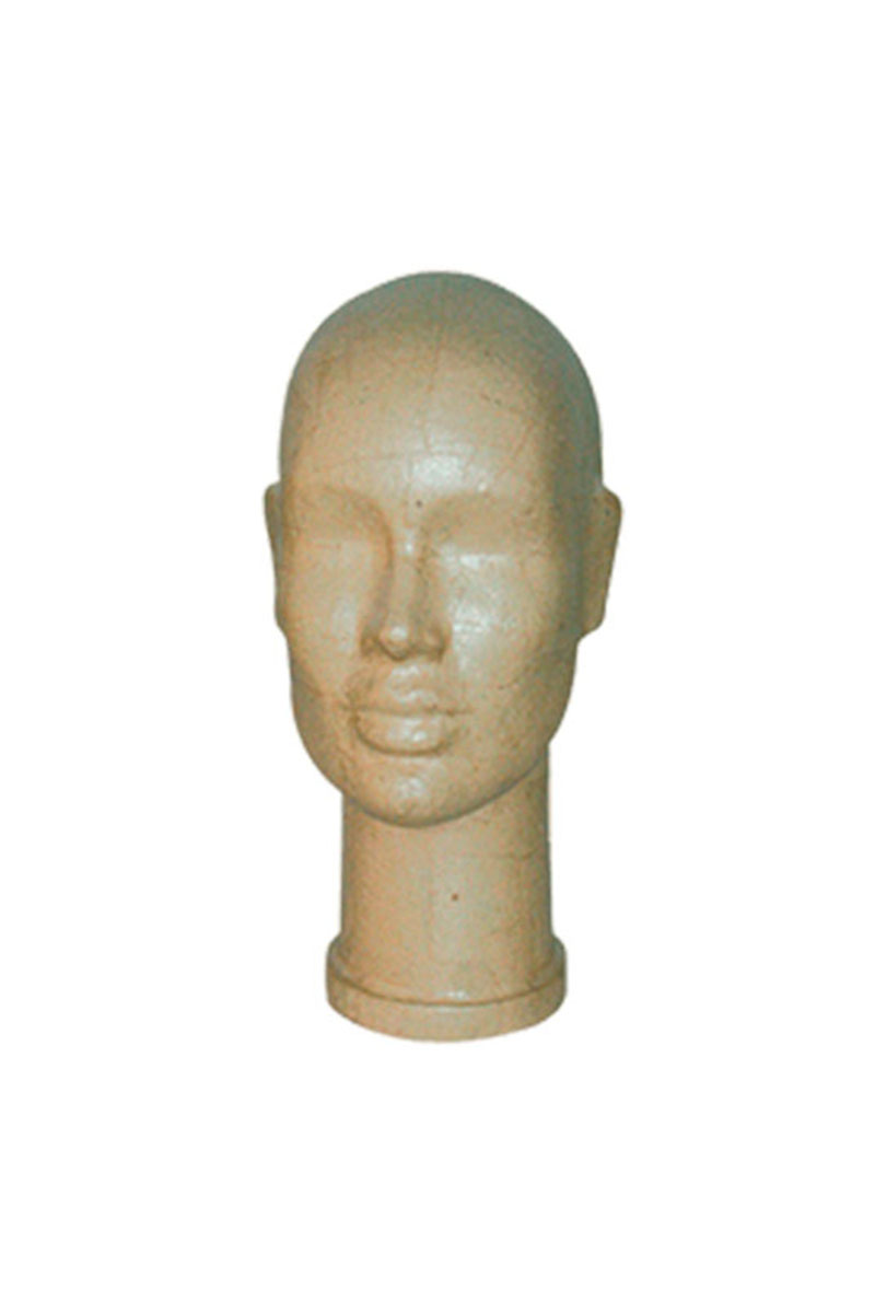 cabeza mujer