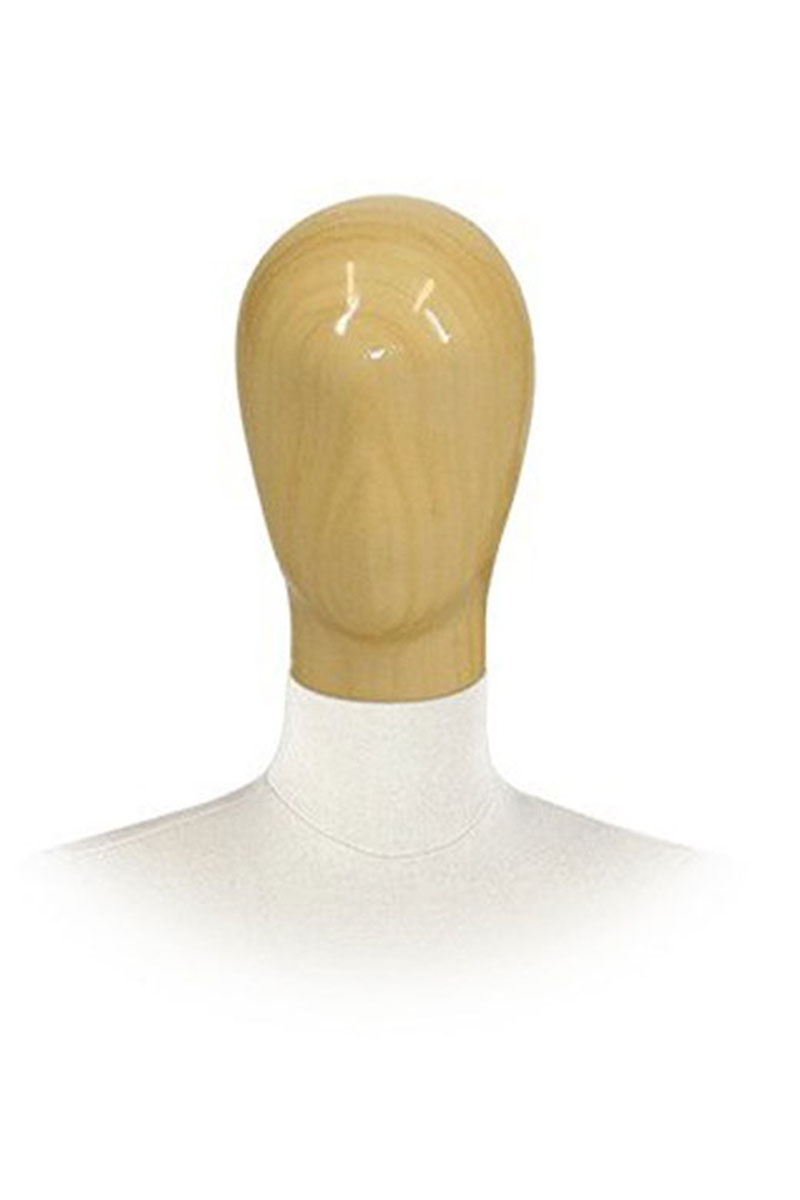 cabeza madera