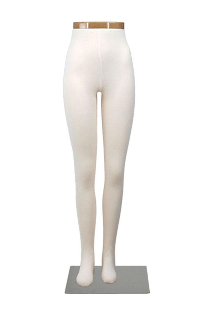 piernas mujer espuma
